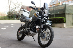 Yamaha Tenere 660 Xt 2015