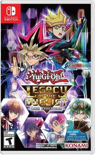 Yu-gi-oh! Legacy Of The Duelist / Nintendo Switch