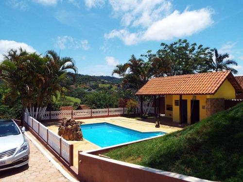 Chácara Com 3 Dormitórios À Venda, 1500 M² Por R$ 650.000 - Chácaras Fernão Dias - Atibaia/sp - Ch0054