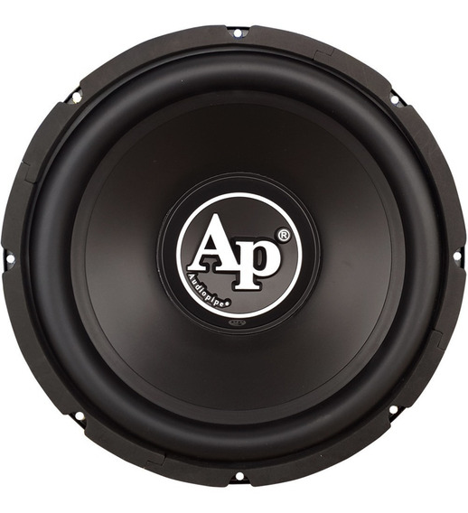 Subwoofer Audiopipe Ts-pp2-12 1000 W Bobina Simple
