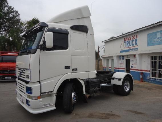 Volvo Fh 380 4x2, Excelente Estado, Teto Baixo