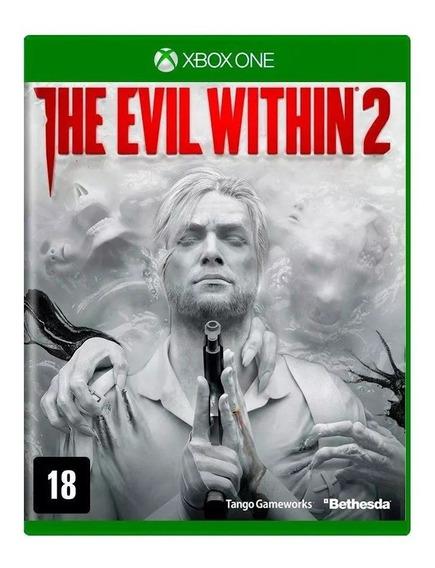 Jogo Game The Evil Within 2 Xbox One Mídia Física Lacrado