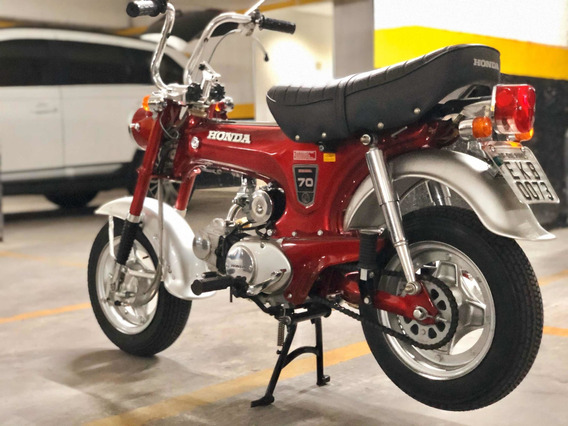 Honda Honda St70