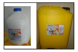 Detergente Y Suavizante Líquido Para Lavanderías De Ropa