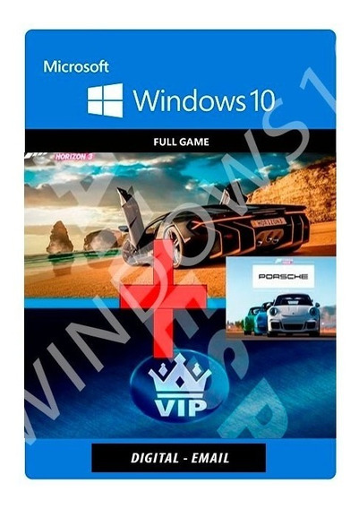 Forza Horizon 3 Pc - Windows 10 + Vip Car Original Jogue On