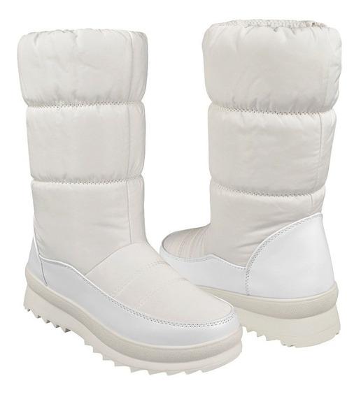Botas De Invierno Para Dama Furor 16571 Blanco