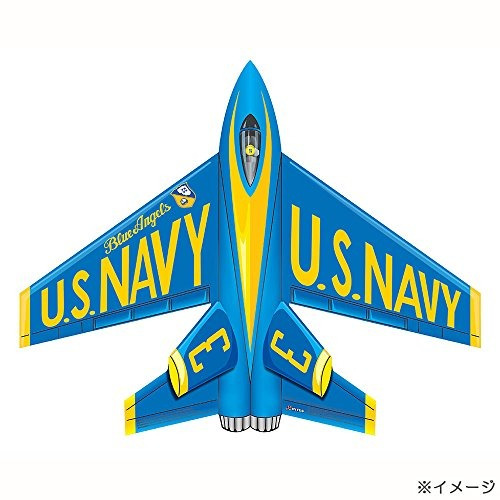 Flying Aces Blue Angel Kite