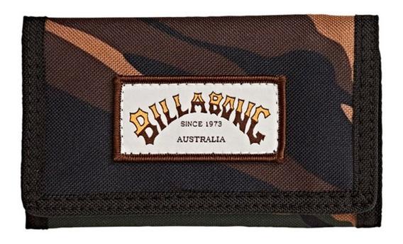 Billetera Billabong Atom Wallet Hombre - Mawtvbat