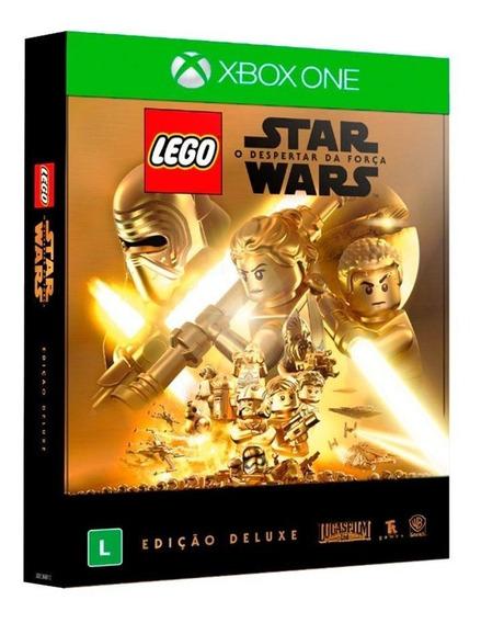 Lego Star Wars O Despertar Da Força Edição Deluxe Xbox One