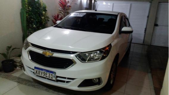 Chevrolet Cobalt 1.8 Ltz Automático ,v/ 2018 G De Fabrica