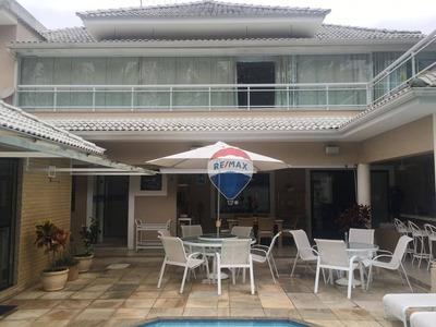 Interlagos Quality - Casa Com 4 Dormitórios À Venda, 350 M² - Ca0390