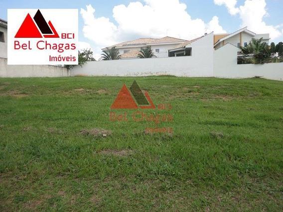 Terreno Residencial À Venda, Condomínio Lago Da Boa Vista, Sorocaba - Te0055