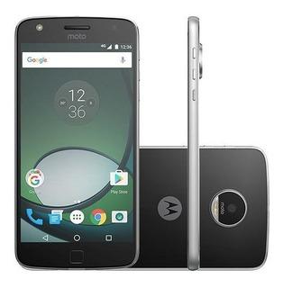 Moto Z Play Dual Sim 32 Gb Preto/prata 3 Gb Ram - Nf Sjuros