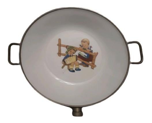 Prato Térmico Infantil Temático- Antiguidade
