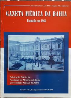 Gazeta Médica Da Bahia