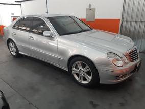 Mercedes-benz E 500 5.5 Avantgarde Sedan V8 Gasolina 4p
