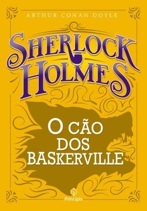 Livro Sherlock Holmes - O Cão Dos Baskerville
