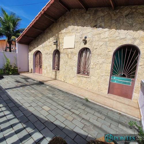 Casa No Bairro Três Marias Em Peruíbe - Ca00741