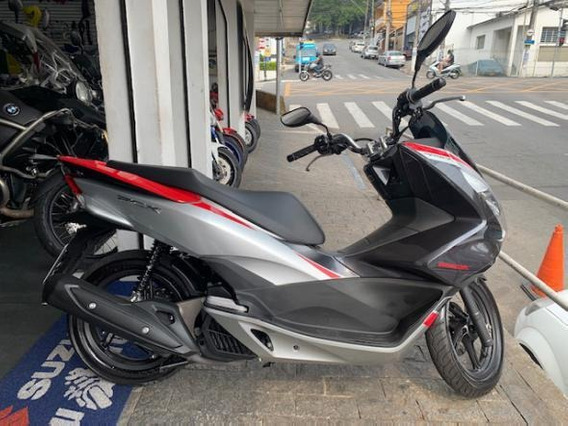 Honda Pcx 150 Sport 2018 Igual À Zero!