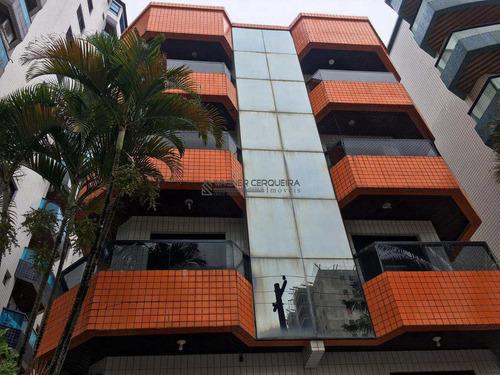 Apartamento Com 2 Dorms, Guilhermina, Praia Grande - R$ 230 Mil - Vap6127