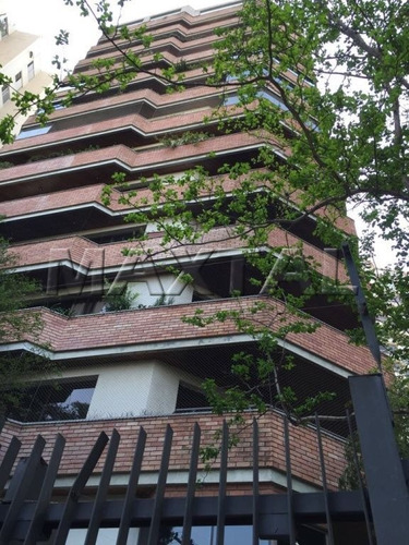Apartamento 370 M² No Pacaembu / 4 Suítes / 4 Vagas - Mi83652