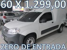 Fiat Fiorino Completo Zero De Entrada + 60 X 1.299,00 Fixas