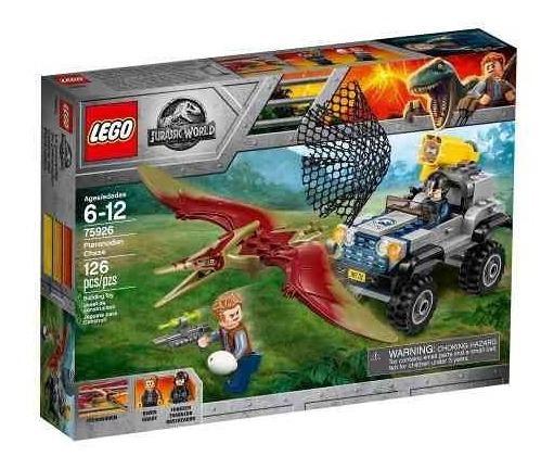 Lego Jurassic World - Perseguição Pteronodon - 75926