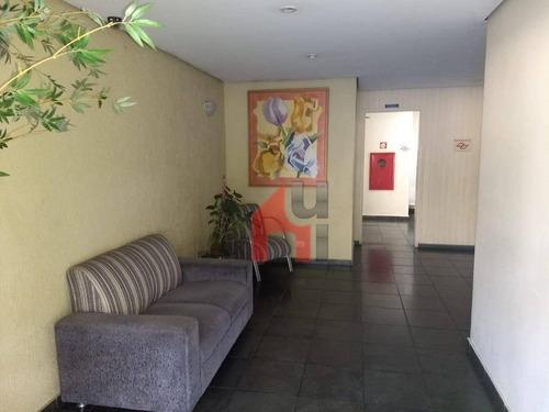 Apartamento À Venda, 74 M² Por R$ 615.000,00 - Planalto Paulista - São Paulo/sp - Ap0464