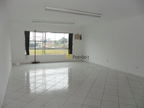 Imagem 1 de 8 de Sala Para Alugar, 53 M² Por R$ 800,00/mês - Jardim Do Mar - São Bernardo Do Campo/sp - Sa0405