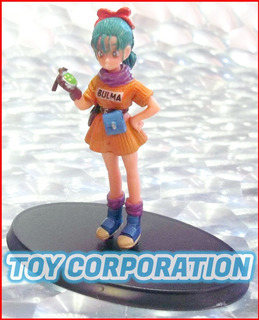 Bulma Niña Radar Dragon Ball Legend Manga Salvat Nº 8 2008 @