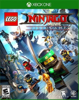 Lego Ninjago Movie Videogame Xbox One Nuevo Sellado