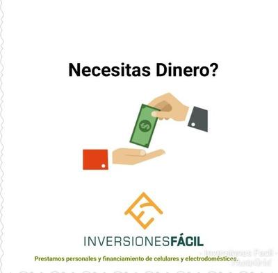 Prestamos Personales Y Financiamiento De Electrodomésticos