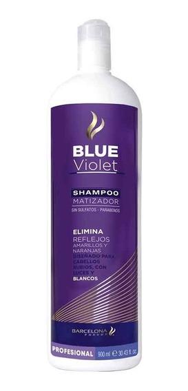 Shampoo Blue Violet Matizador 900ml