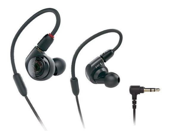 Audio Technica Ath E40 Fone In Ear Profissional Retorno
