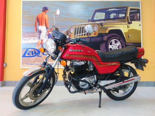 Honda Cb 400 - Raridade - 1980