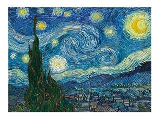 Noche Estrellada Ravensburger V Gogh Puzzle 1500 Pz 80x60cm