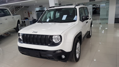 Jeep Renegade 1.8 Sport At6 ( Grupojack )