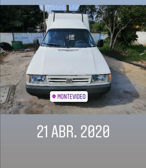 Fiat Fiorino 1.3 Fire 1999