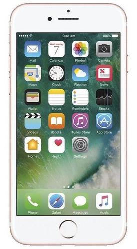 iPhone 7 32gb Ouro Rosa Usado Seminovo Muito Bom Celular