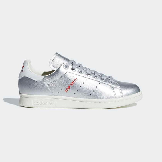 Zapatillas adidas Originals Stan Smith Silver
