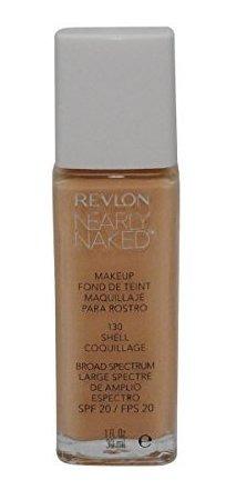 Imagen 1 de 1 de Maquillaje Revlon Nearly Naked - Shell - 1 Oz