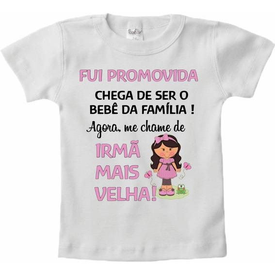 Camisetas Chá De Bebê Irmãos