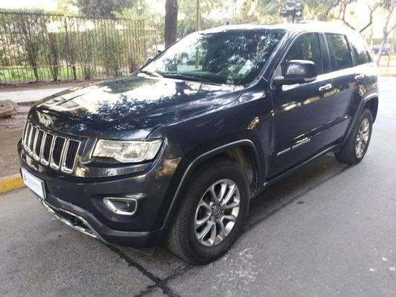 Jeep Grand Cherokee Ltd 4x4 3.0 Aut 2015