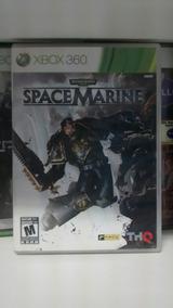 Jogo Do Xbox 360: Space Marine . Frete Grátis!