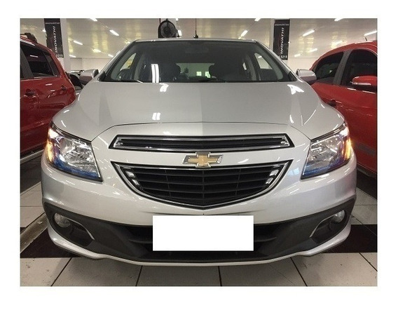 Chevrolet Onix 1.4 Ltz Prata 8v Flex 4p Manual