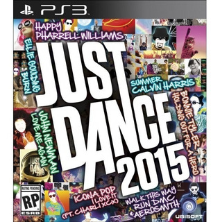 Just Dance 2015 Juego Ps3 Playstation 3 Original