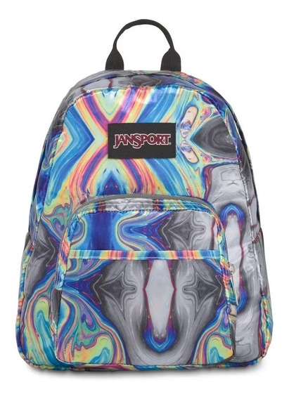 Mochila Jansport Half Pint Fx Oil Swirl 10.2l
