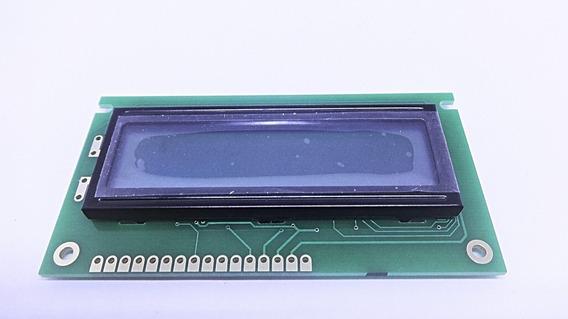 Display Lcd 16x2 Verde S/back Acm1602b-rn-gbh