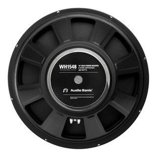 Parlante 15 Woofer 400w Audiosonic 8 Ohm Bob2.5 Wh1548 50oz
