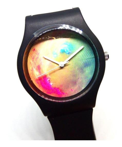 Relógio Infantil Feminino Rainbow Lova